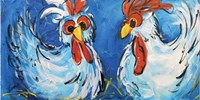 Chicken Coop Fine Art Print