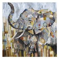 Ivory Towers Fine Art Print