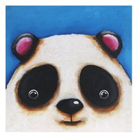 The Panda Bear Fine Art Print