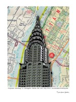 Chrysler Building - NYC Fine Art Print