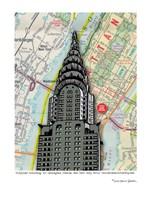 Chrysler Building - NYC Fine Art Print