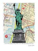 Statue of Liberty - NYC Fine Art Print