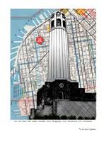 Colt Tower - San Francisco Fine Art Print
