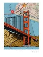 Golden Gate Bridge - San Francisco Fine Art Print