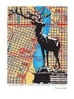 Thompson Elk Foundation Portland Fine Art Print