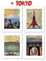 Tokyo Fine Art Print
