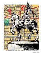 Joan-of-Arc Portland Fine Art Print