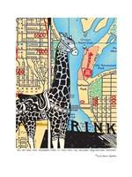 Oaks Park Portland Fine Art Print