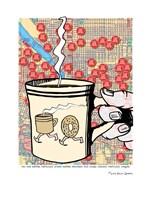 You Are Coffee Portland Fine Art Print