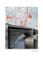 Eads Bridge Fine Art Print