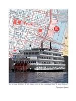 St. Louis River Boat Fine Art Print
