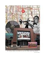 Jazz Museum Kansas City Fine Art Print