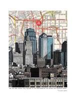 Kansas City Skyline Fine Art Print