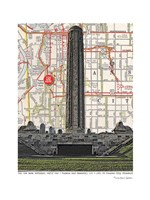 Kansas City Liberty Memorial WWI Museum Fine Art Print