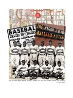 Negro Leagues Baseball Museum Kansas City Fine Art Print