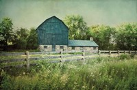 Blissful Country III Fine Art Print
