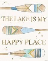 Lakehouse III Fine Art Print