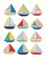 Wind and Waves VII Fine Art Print