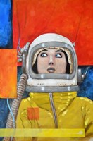 Interstellar-inga Fine Art Print
