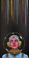Starship-stella Fine Art Print