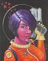 Josie-Jupiter Fine Art Print