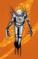 Spaceman Fine Art Print