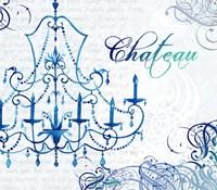 Chandelier III Fine Art Print