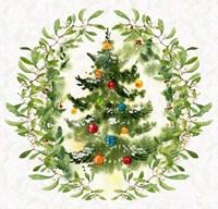 Christmas Magic II Framed Print