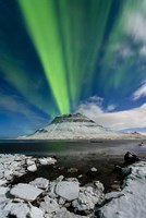 Auroral Eruption Fine Art Print