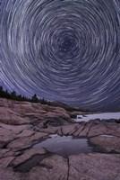 Celestial Bullseye Fine Art Print