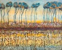 Sherbet Forest Fine Art Print