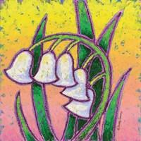 Garden Bells Fine Art Print