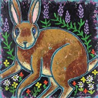 Bunny Surprise Fine Art Print