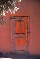 Red Door Fine Art Print