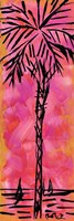 Pink Palm Fine Art Print