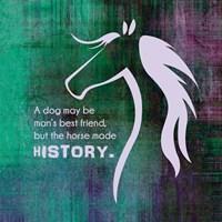 Horse Quote 13 Fine Art Print