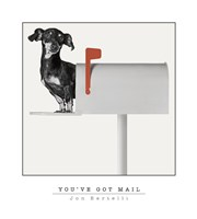 You've Got Mail Fine Art Print