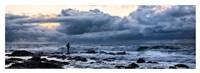 Surf Fishing Fine Art Print