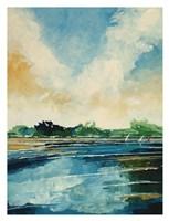 Holkam Summer Beach Fine Art Print