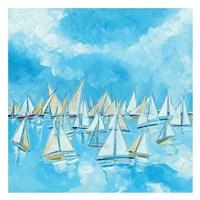 Sailing Boats Fine Art Print
