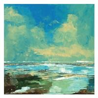 Sea View II Fine Art Print