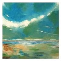 Seaview I Fine Art Print
