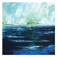 Storm at Sea Fine Art Print