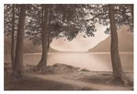 By the Lake Fine Art Print