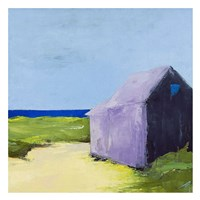 Blue Day Fine Art Print