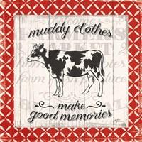 Farmers Market IV Fine Art Print
