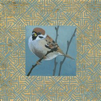 The Sparrow Fine Art Print