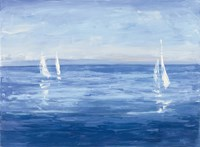 Open Sail Fine Art Print