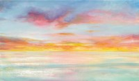 Pastel Sky Fine Art Print
