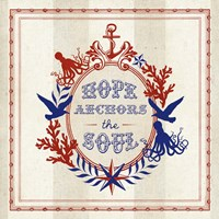 Nautical Wisdom II Framed Print